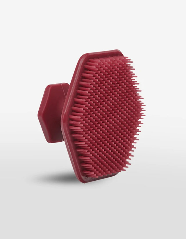 Tooletries - The Face Scrubber, Gentle, Burgundy