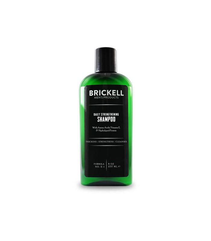 Brickell Men's Products - Daily Strengthening Shampoo