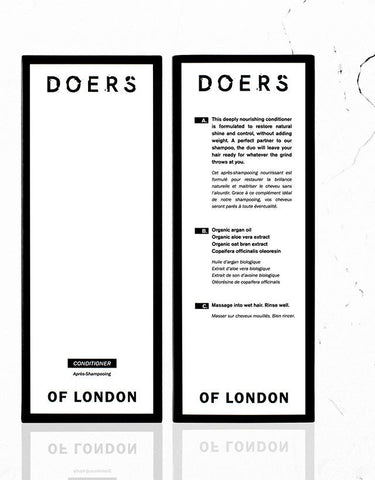 Doers of London - Conditioner, 300ml