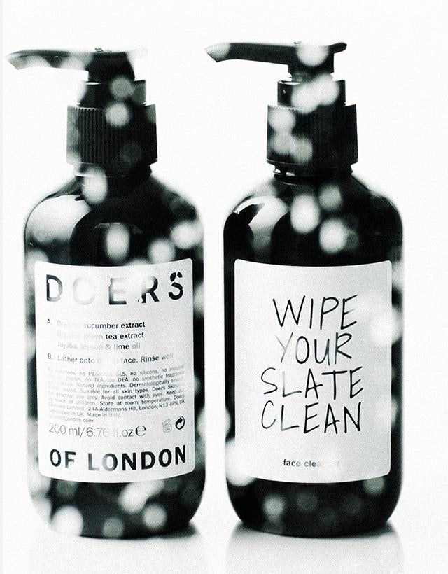 Doers of London - Facial Cleanser, 200ml