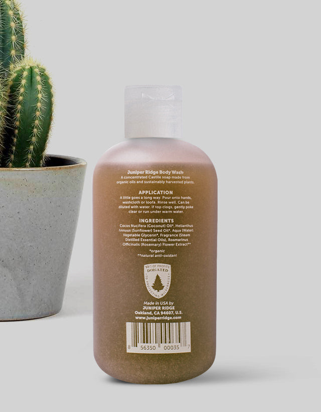 Juniper Ridge - Body Wash, Desert Cedar