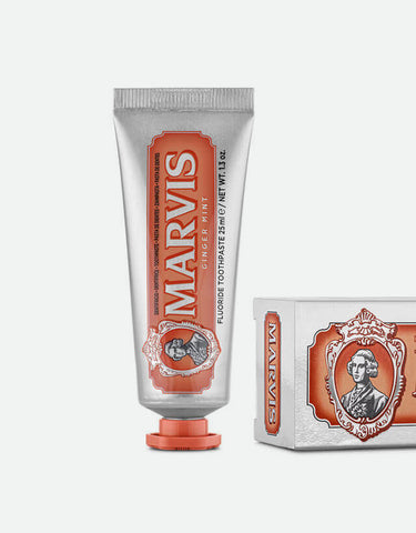 Marvis - Ginger Mint Toothpaste, 25ml