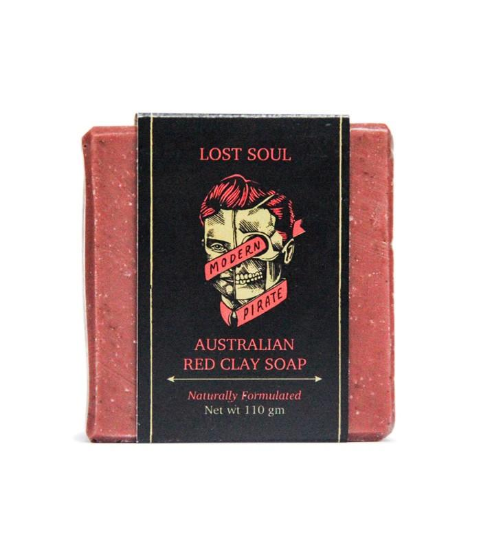 Modern Pirate - Australian Red Clay Soap