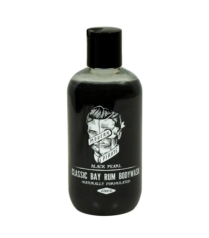 Modern Pirate - Black Pearl Classic Bay Rum Body Wash