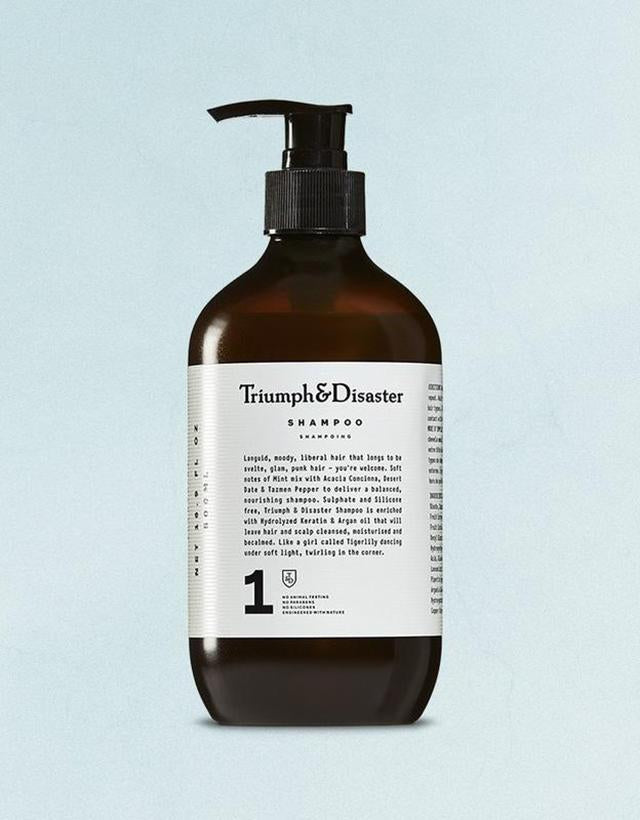 Triumph & Disaster - Shampoo, 500ml