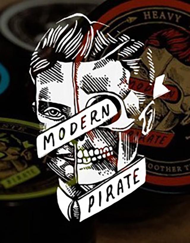 Modern Pirate - White Pearl/Premium Conditioner