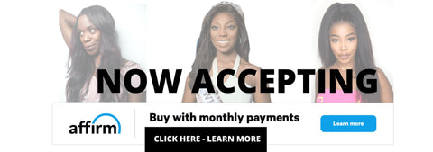 azul hair collection hair companies that accept payment plans with affirm and sezzle