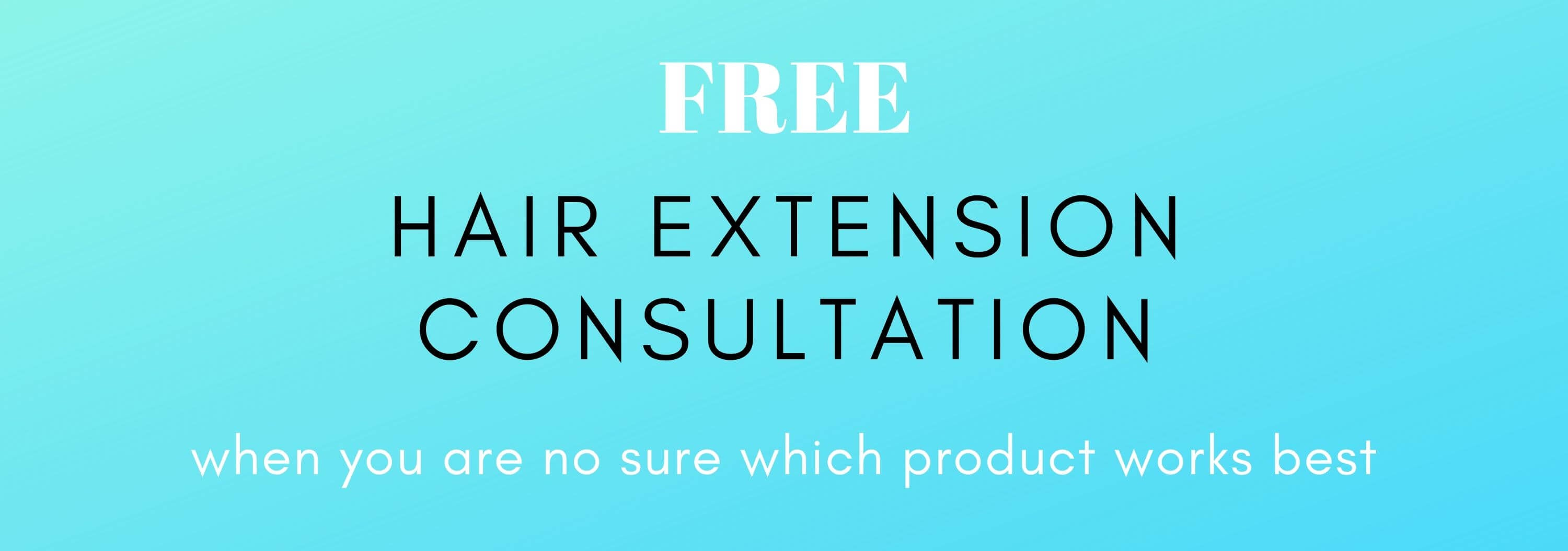 azul hair collection hair extension consultation free