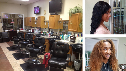 Talk of The Town Stepping Stone SalonSpa in idaho
