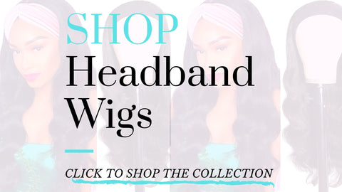 sezzle pay headband wig by azul hair collection