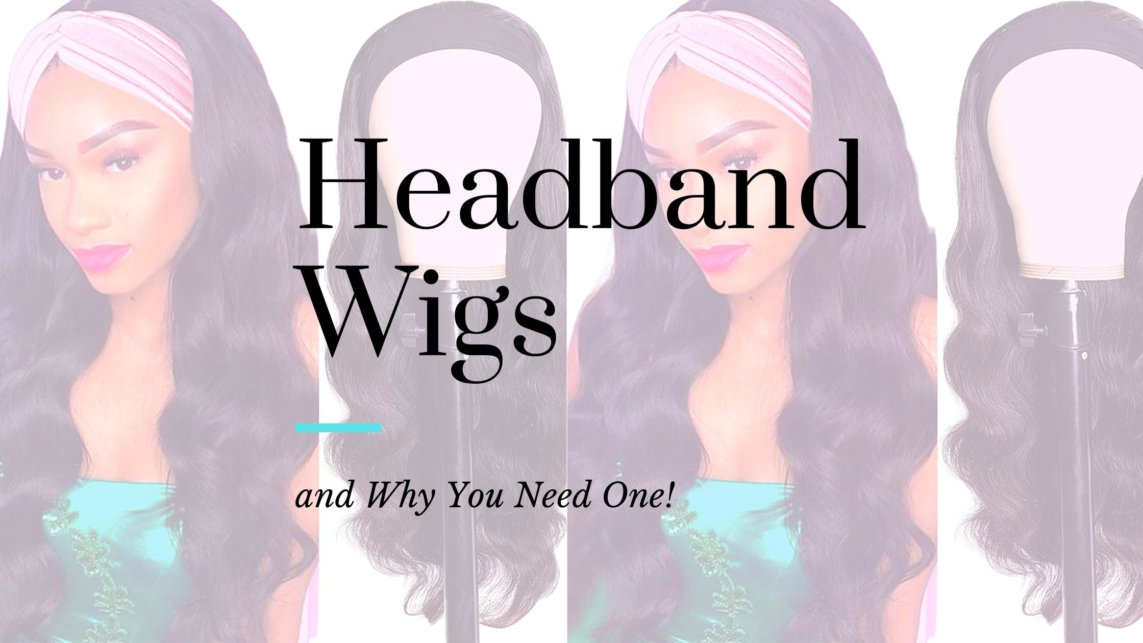 what is a headband wig and why you need one blog by azul hair collection