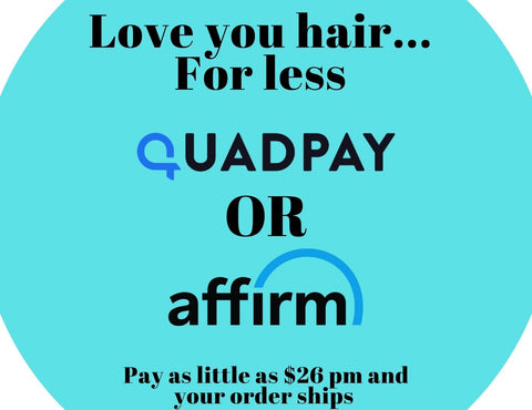 Love you hair for less