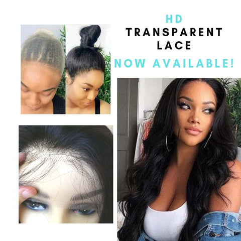 hd film lace frontal