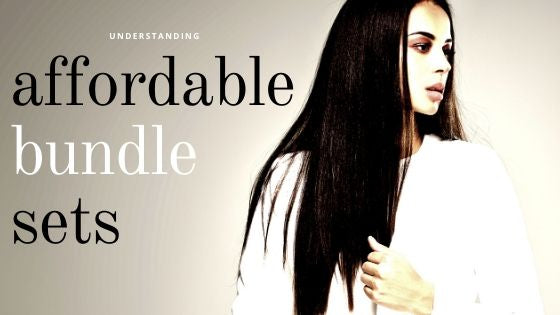 affordable bundle sets by azul hair collection #azulhaircollection @azulhaircollection