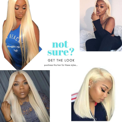 Azul hair collection blonde wig
