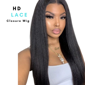 Brazilian Lace Front Wig - Ombre Pastel Pink - 150% Density