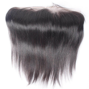 Straight brazilian Hair HD Film Lace Frontal - Ear to Ear -  - azulhaircollection Azul Hair Collection