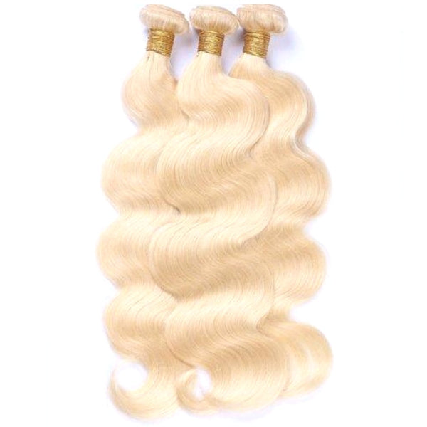 Brazilian Bundle Set - Full Color Blonde - azulhaircollection Azul Hair Collection