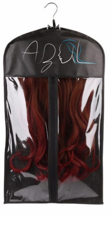 FREE Hair Extension Hanger - FREE Large Storage and Travel Bag - azulhaircollection Azul Hair Collection