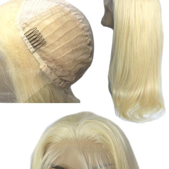 Blonde brazilian lace front wig - azulhaircollection Azul Hair Collection