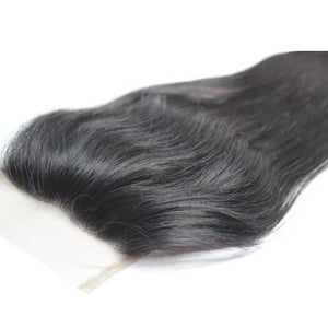 Brazilian Hair Lace Closure - Straight Style - azulhaircollection Azul Hair Collection