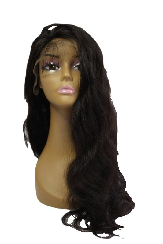 Brazilian Hair Lace Front Wig - Loose Wave Style - azulhaircollection Azul Hair Collection