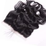 Brazilian Hair Lace Frontal - Ear to Ear - Wavy Style