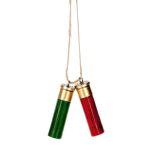 Bullet Shells Ornaments
