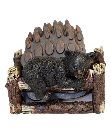 Bear Cub & Bear Paws Coaster Set