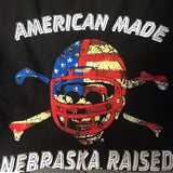 Nebraska Shirt American Made Nebraska Raised