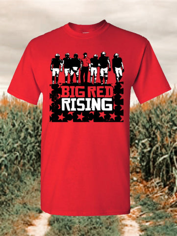 Nebraska Shirt Big Red Rising