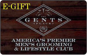 The Gents Place E-GIFT Certificate - $150