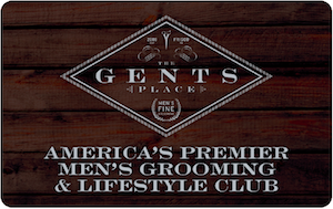 The Gents Place Gift Card - $75