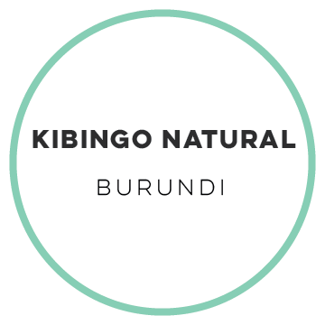 Burundi Kibingo Natural- 5lb Bag (Wholesale)