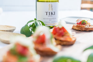 Tiki Estate Marlborough Sauvignon Blanc 2018 - $20 a bottle - $120 for a 6 pack