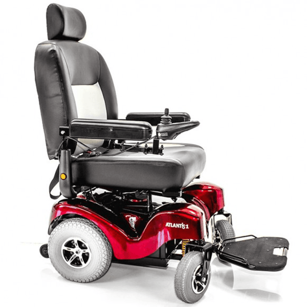 Atlantis Heavy Duty Power Chair - Merits Health Mobility Jungle