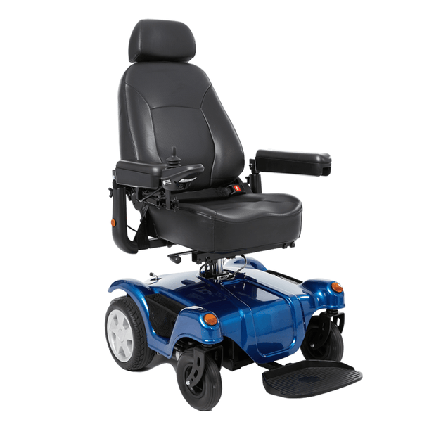 Dualer Power WheelChair - Merits Health Mobility Jungle