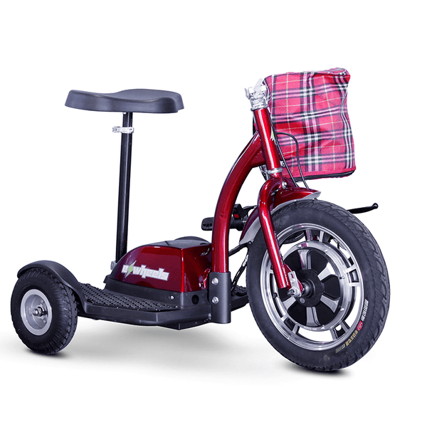 EW-18 Stand-N-Ride Recreational Scooter - EWheels Mobility Jungle