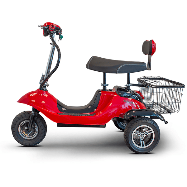 EW-19 Sporty Recreational Scooter - EWheels Mobility Jungle