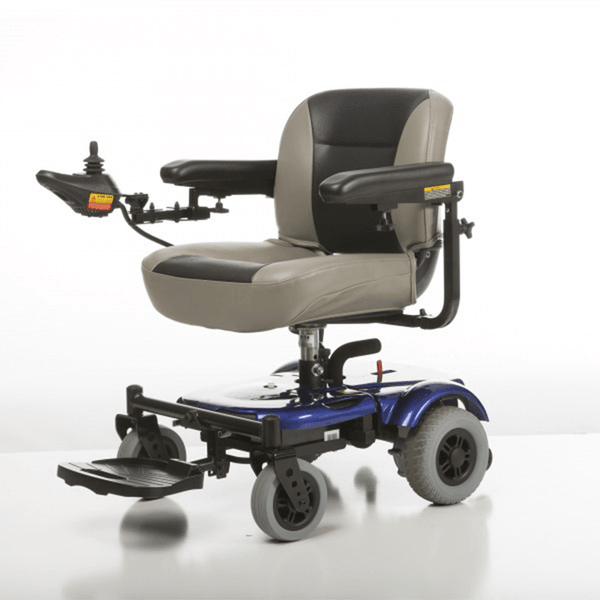 EZ-GO Compact Travel Power WheelChair - Merits Health Mobility Jungle