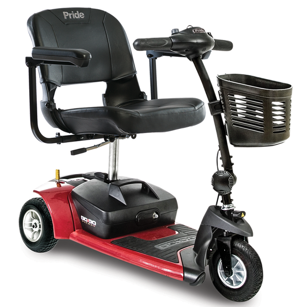Pride Go-Go Ultra X 3-Wheel Scooter Mobility Jungle