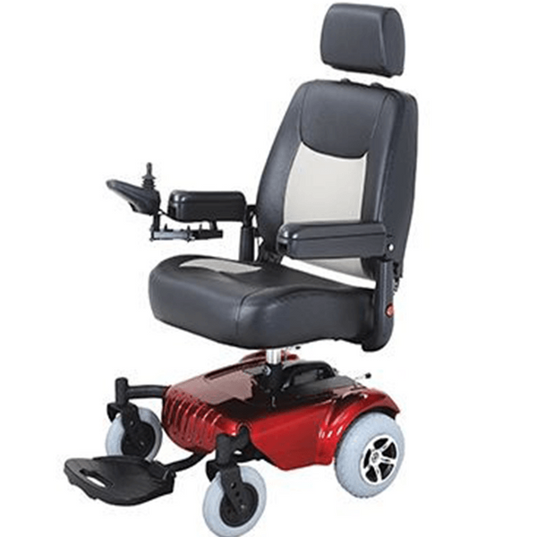 Junior Micro Compact Power Chair - Merits Health Mobility Jungle