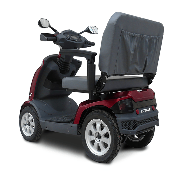 Royale 4 Cargo - EV Rider Mobility Jungle