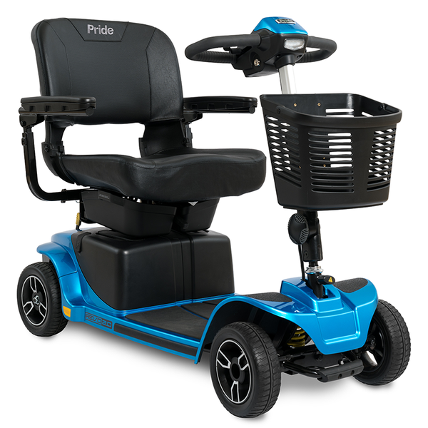 Pride Revo 2.0 4-Wheel Scooter Mobility Jungle