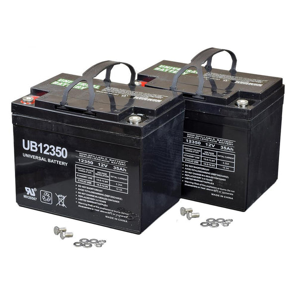 Shoprider 12V Battery - Group U1