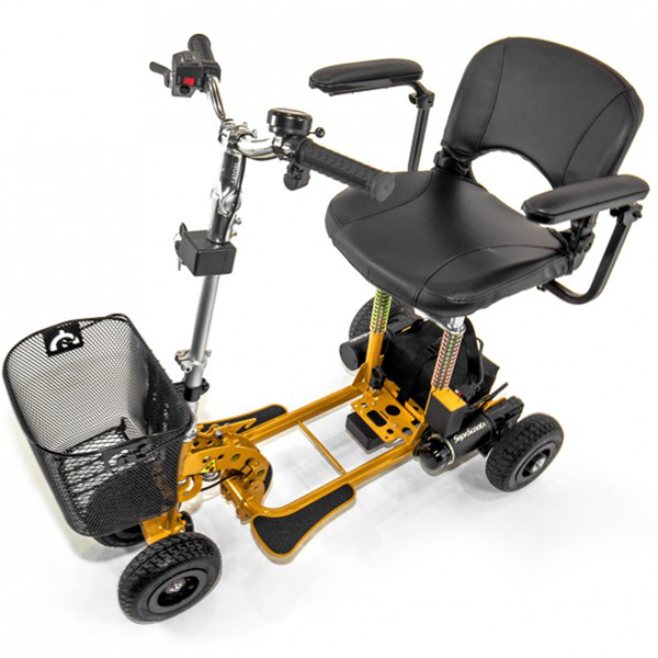 Supascoota Sprint Heavy Duty Folding Scooter