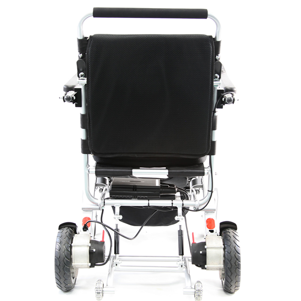 Karman Tranzit Go Foldable Power Wheelchair Mobility Jungle