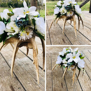 Whitetail Bouquet holder