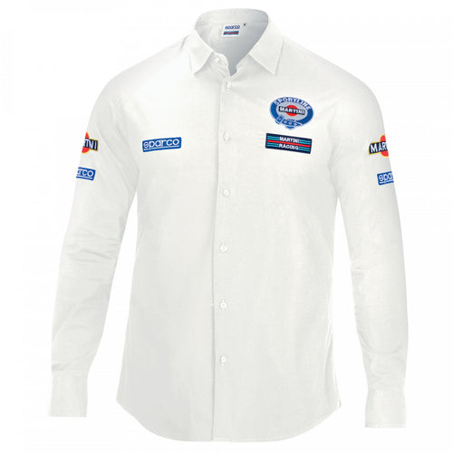 Camisa manga larga Martini Racing - Sparco