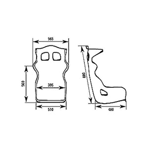 Asiento Baquet Omp RS - P.T.2 - vilarino-motorsport